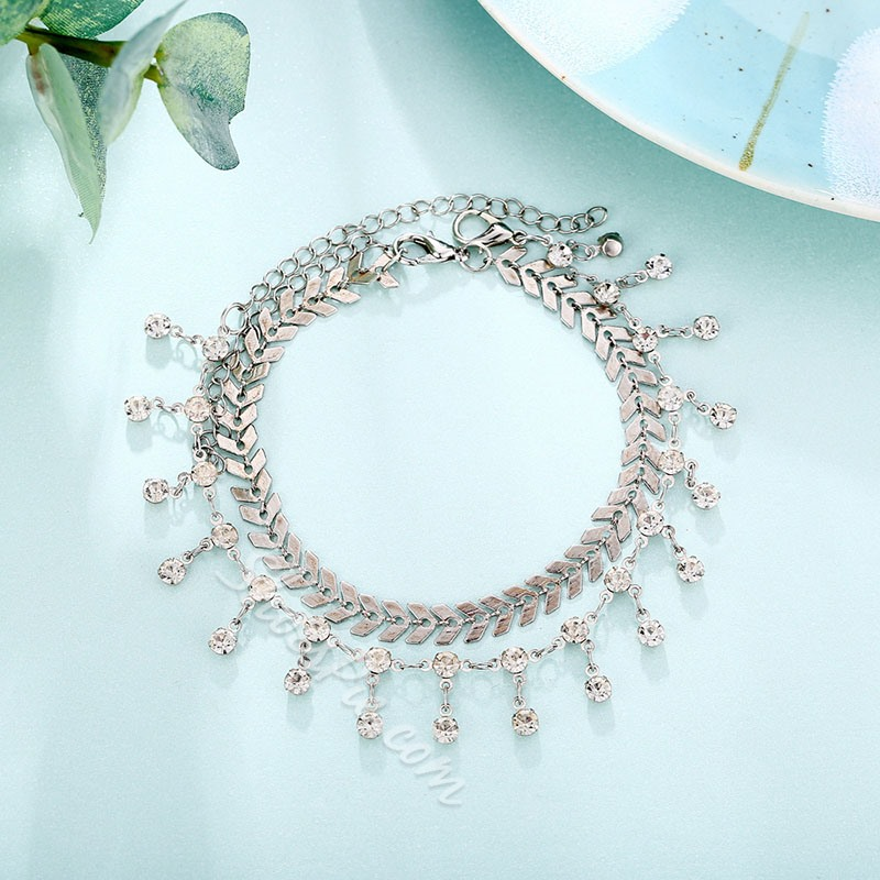 Ankle Chain Beading Style Beach Anklets for Women