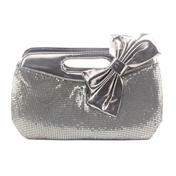 Shoespie Banquet PU Clutches & Evening Bags