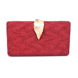 Shoespie Satin Rectangle Banquet Clutches & Evening Bags