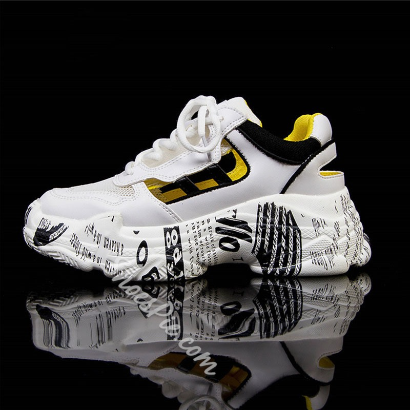 Shoespie Casual Sport Chunky Sneakers