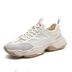Shoespie Men Chunky Casual Sneakers