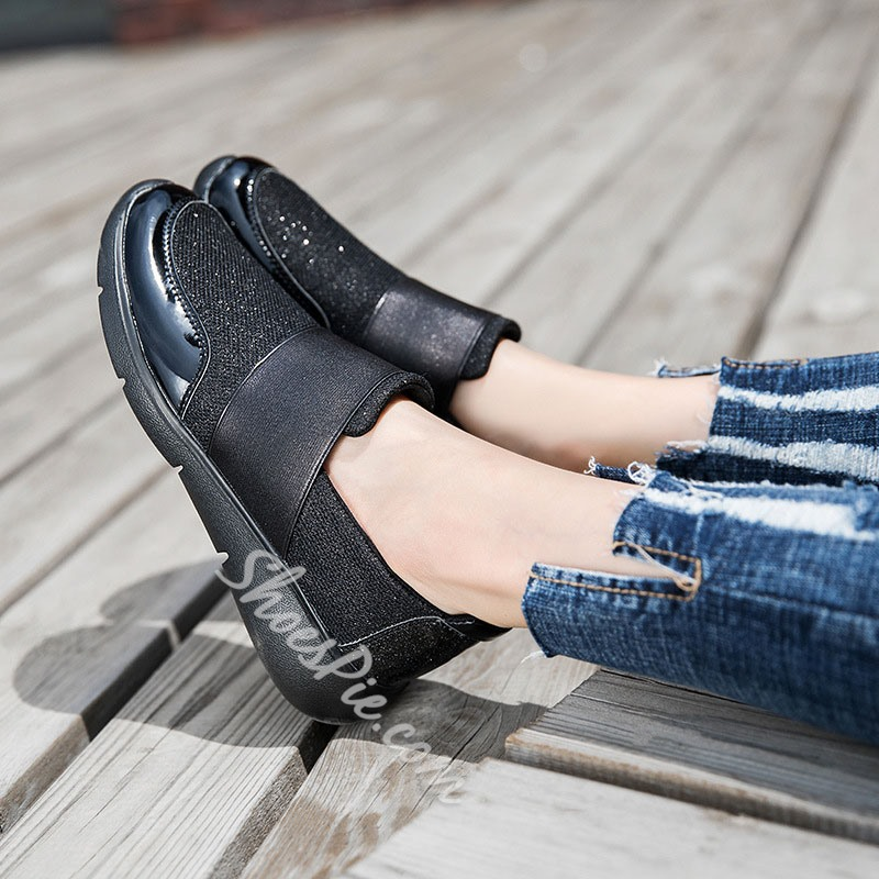 Shoespie Casual Soft Breathable Sneakers