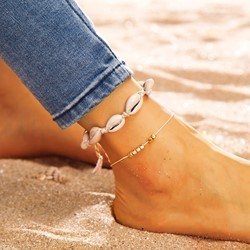 Female E-Plating European Anklets Anklets