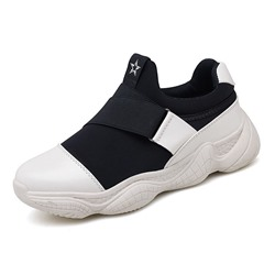 Shoespie Men's Casual Slip-On Sneakers