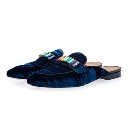 Shoespie Trend Men's Backless Slippers
