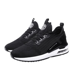 Shoespie Men's Casual Sports Thread Sneakers
