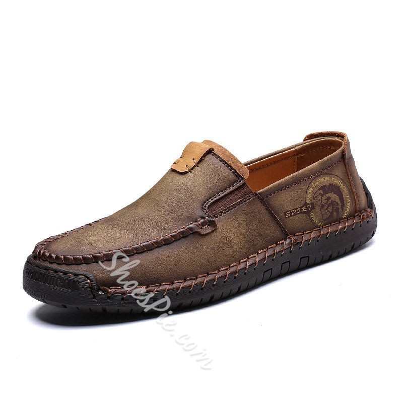 Shoespie Men's Casual Slip On Loafers