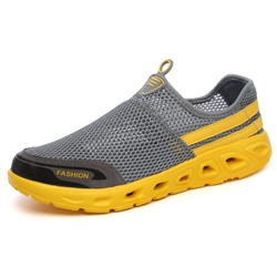 Shoespie Men's Mesh Casual Trainers
