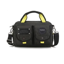 Shoespie Oxford Thread Rectangle Tote Men's Bag