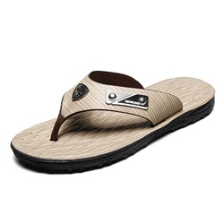 Shoespie Men's Casual Clip Toe Flip Flops