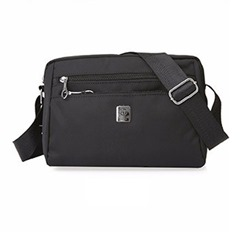 Shoespie Thread Oxford Plain Rectangle Men's Bag
