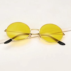 Jelly Color Poly Carbonate Fashion Sunglasses