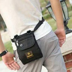 Shoespie Canvas Thread Rectangle Crossbody Men's Bag