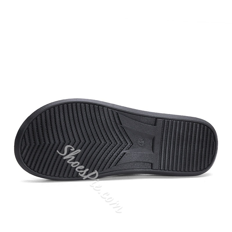 Shoespie Summer Men's Flip Flops