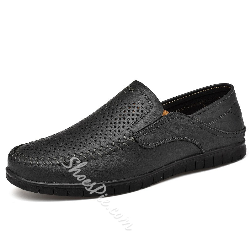 Shoespie Men's Casual Flat Loafers