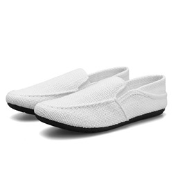 Shoespie Men's Casual Soft Flat Loafers