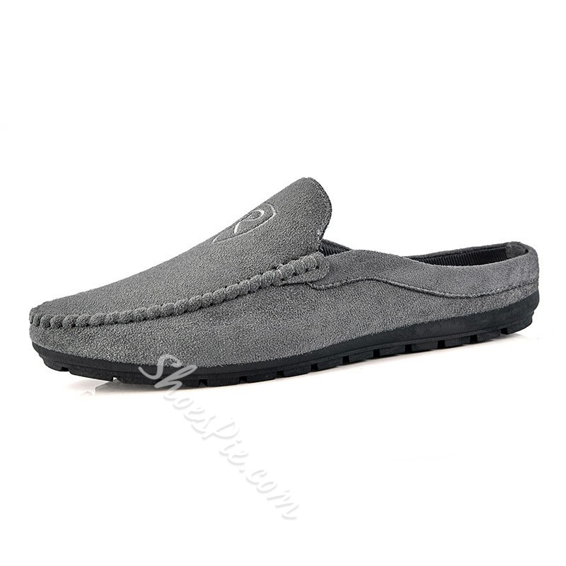 Shoespie Men's Casual Flat Slippers