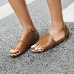 Shoespie Flat Casual Sandals