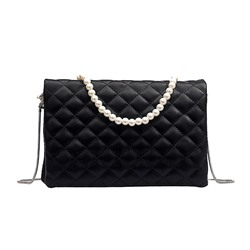 Shoespie Beads PU Crossbody Bags
