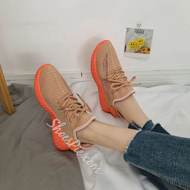 Shoespie Mesh Casual Sneakers