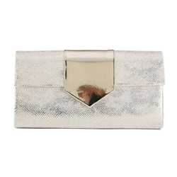 Shoespie Rectangle Banquet PU Clutches & Evening Bags