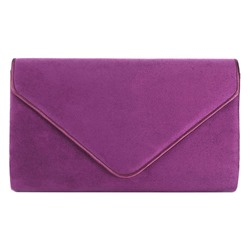 Shoespie Versatile Satin Envelope Clutches & Evening Bags