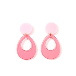 Plastic European Gift Earrings