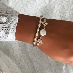 Sweet Diamante Women Bracelets
