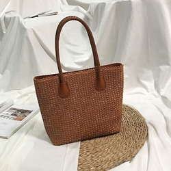 Shoespie Knitted Versatile Tote Bags