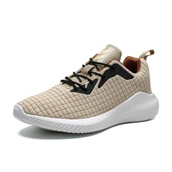 Shoespie Men's Sports Low-Cut Upper Lace-Up Mesh Sneakers