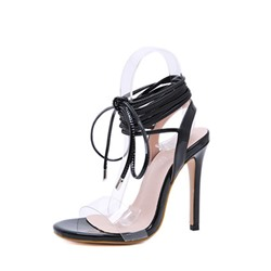 Shoespie Sexy Stiletto Heel Open Toe Ankle Strap Western Sandals