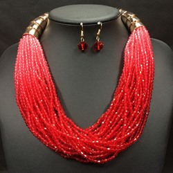 Necklace European Handmade Holiday Jewelry Sets