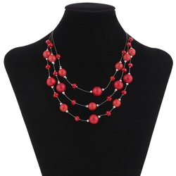 Beads European Handmade Female Necklaces
