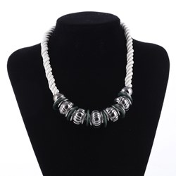 E-Plating Choker Necklace Ethnic Women Necklaces
