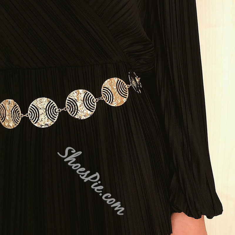 Vintage Hollow Out Female Waist Chains