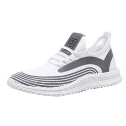 Shoespie Sports Slip-On Low-Cut Upper Mesh Sneakers