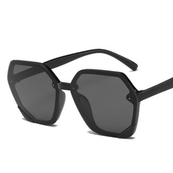 Fashion Poly Carbonate Wrap Sunglasses