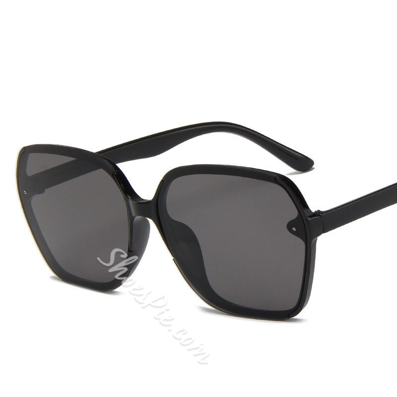 Fashion Wrap Poly Carbonate Sunglasses