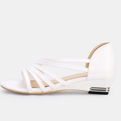 Shoespie Open Toe Slip-On Sandals