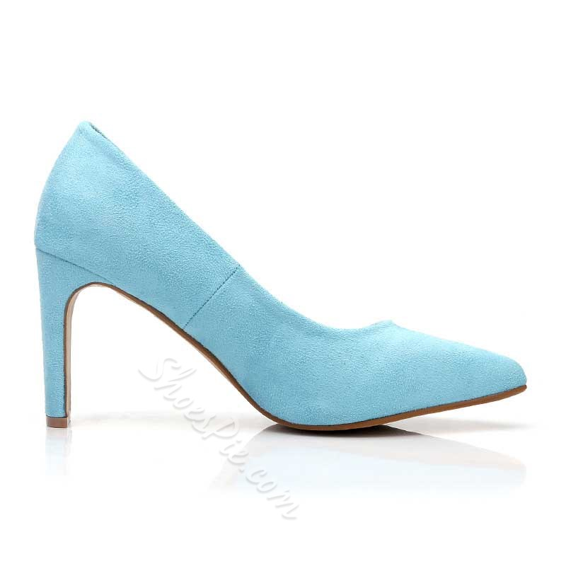 Shoespie Stylish Pointed Toe High Heel Pumps