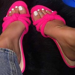 Shoespie Stylish Neon Summer Slippers