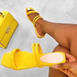 Shoespie Flat Summer Casual Slippers