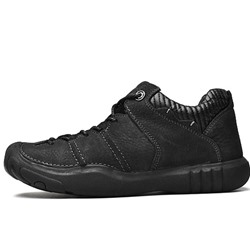 Shoespie Men's Lace-Up Sports Low-Cut Upper Casual Shoes