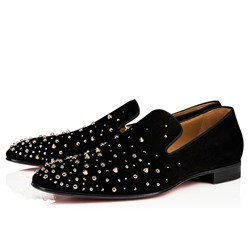 Shoespie Plain Slip-On Low-Cut Upper Square Toe Thin Shoes