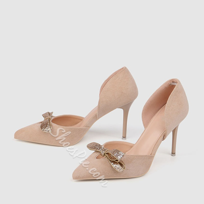 Shoespie Sexy Slip-On Stiletto Heel Pointed Toe Western Thin Shoes