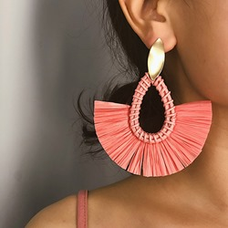 Ethnic Handmade Gift Earrings