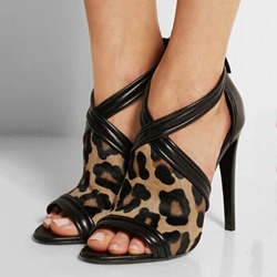Shoespie Sexy Stiletto Heel Heel Covering Open Toe Sexy Sandals