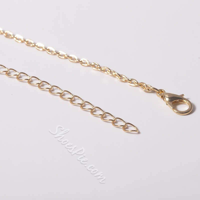 European Body Chain Female Necklaces