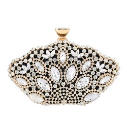Shoespie Shell Banquet Clutches & Evening Buckle Bags