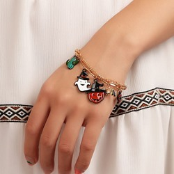 European Cartoon Oil Drip Female Bracelets